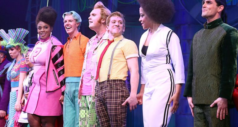 Broadway's 'SpongeBob SquarePants' is closing