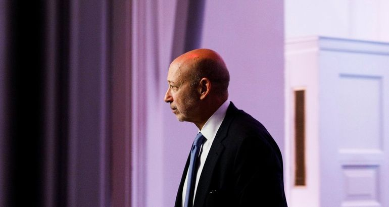 The Highs and Lows of Lloyd Blankfein's Career at Goldman Sachs