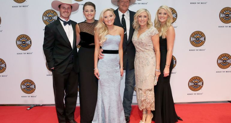 Country star Alan Jackson's son-in-law dies after fall at boat dock