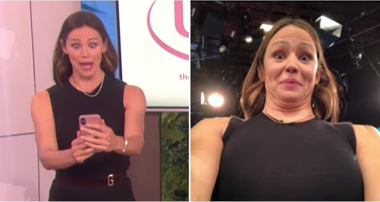 Jennifer Garner Accepted 4 of Ellen's Crazy Dares, and Damn, She Really Went For It