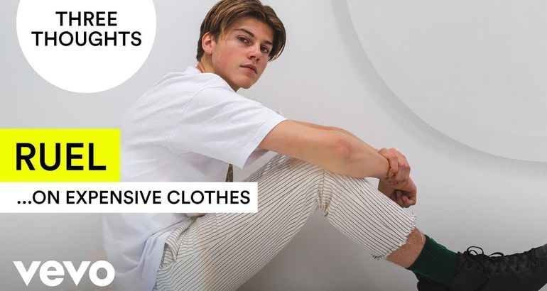 Ruel Three Thoughts on Expensive Clothes