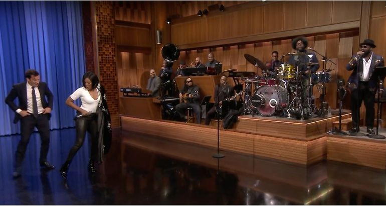 Tiffany Haddish Did Not Come to Play as She Challenged Jimmy Fallon to an Epic Lip Sync Battle