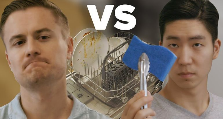 How Do You Use A Dishwasher Korea Vs. America
