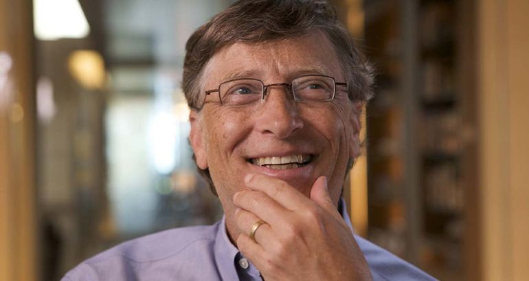 Surprisingly interesting facts about Bill Gates (16 Photos)