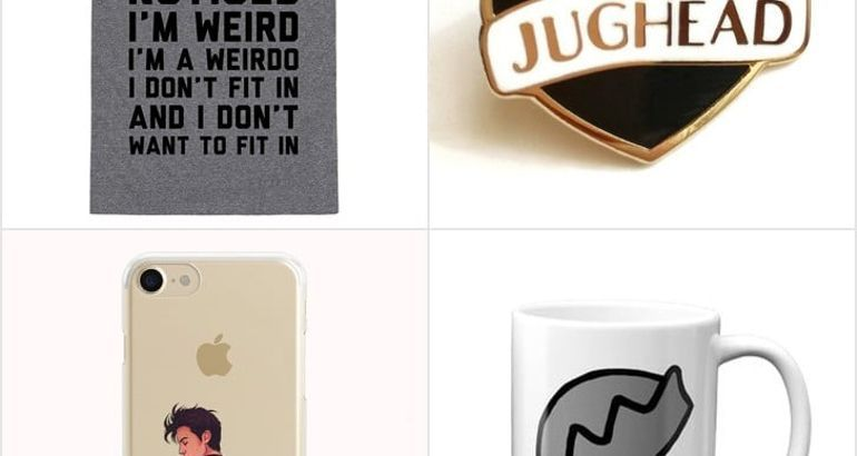 Riverdale: 35 Jughead Jones Gifts For That Special Weirdo in Your Life