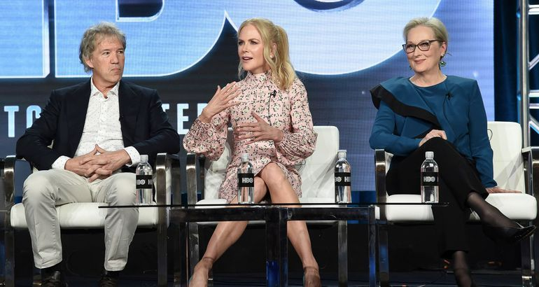 Meryl Streep was 'addicted' to 'Big Little Lies' before joining cast