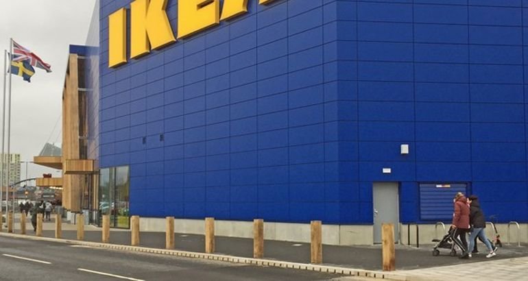 "Ikea unveils its ""greenest store ever"""