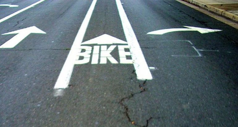Bike lanes help motorists be safe