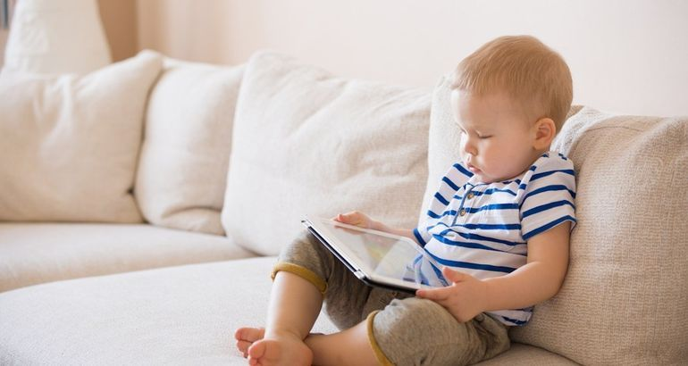 Here's the Shocking Amount of Time Today's Toddlers Are Staring at Screens