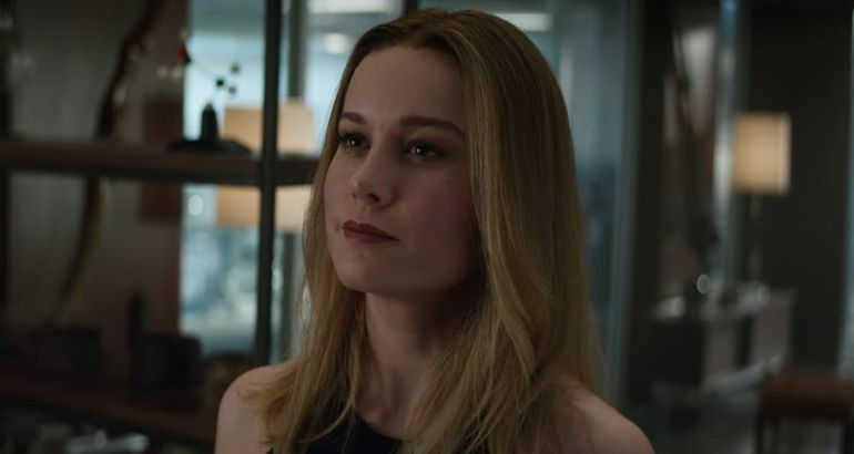 We Have 1 Thought After Seeing Captain Marvel in the New Avengers Trailer: We Like This One